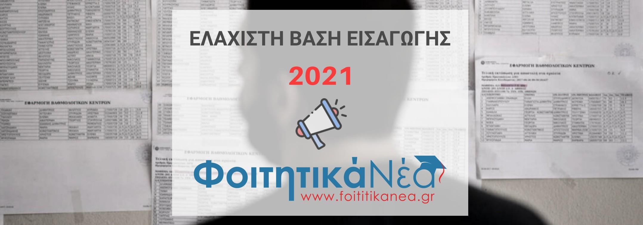 ΕΒΕ 2021