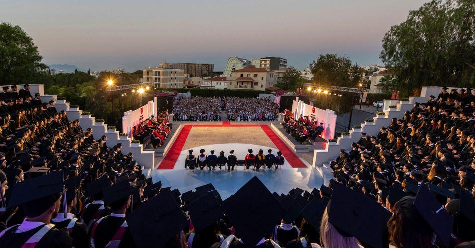 Πανεπιστήμιο Λευκωσίας Αποφοίτηση